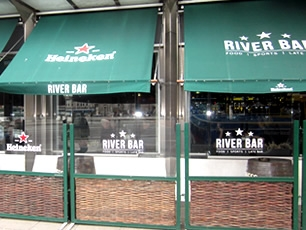 River Bar sports bar Dublin