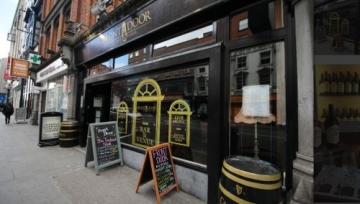 The Front Door Dublin sports bar