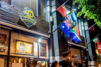 Woolshed Baa Dublin sports bar