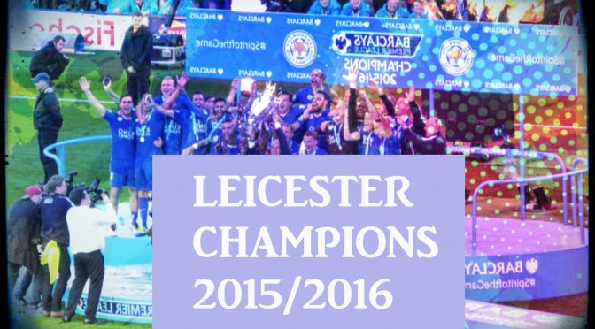 leicester Premier League Trophy 2016 Dublin Bars
